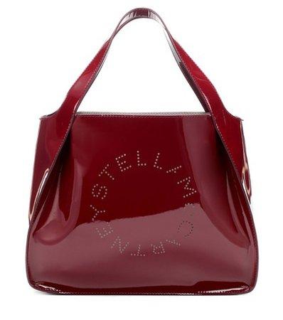 Stella Logo patent tote
