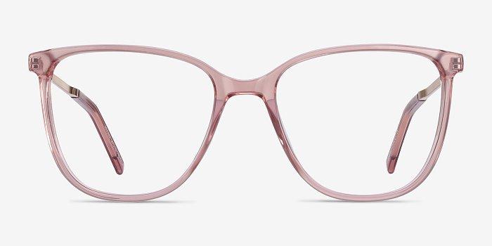 Aroma - Cat Eye Pink Frame Glasses | EyeBuyDirect