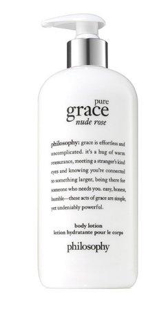 Philosophy Pure Grace Nude Rose Body Lotion