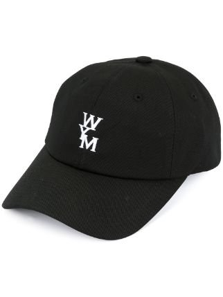 Wooyoungmi Embroidered Logo Cap