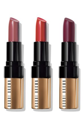 BOBBI BROWN LIP TRIO