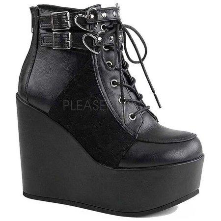 Demonia Poison Boots