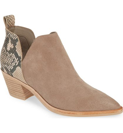 Dolce Vita Sonni Pointy Toe Bootie (Women) | Nordstrom