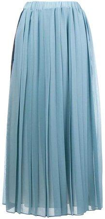 Ultràchic pleated skirt