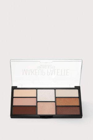 Makeup Palette - Orange