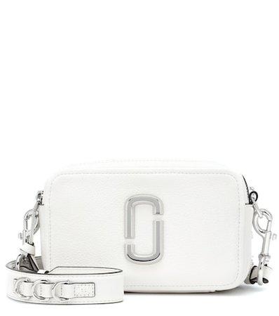 Softshot 21 leather shoulder bag