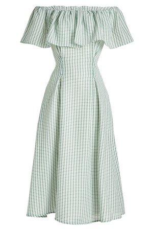 Olivia Printed Dress Gr. UK 12