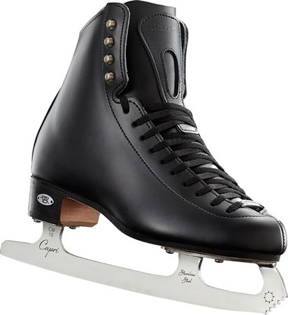 Riedell Ice Skates 223 Black