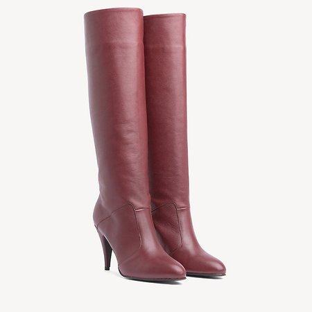 Zendaya Heeled Boots | Tommy Hilfiger
