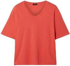 Organic Cotton-jersey T-shirt
