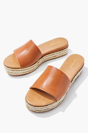 Slip-On Espadrille Sandals | Forever 21