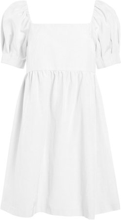 Bauery Puff Sleeve Mini Dress