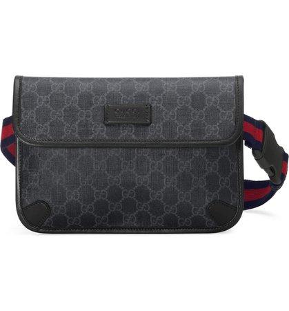 Gucci GG Supreme Belt Bag | Nordstrom