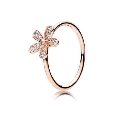 PANDORA ROSE DAZZLING DAISY RING