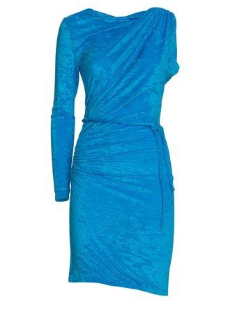 Balenciaga Pulled Mini Dress
