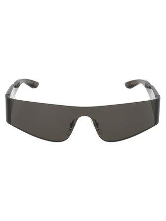 Balenciaga Balenciaga Sunglasses - Black Black Black - 11193343 | italist