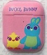 ducky and bunny AirPods