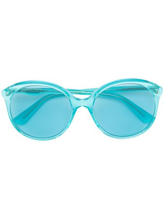 Gucci Eyewear Round Frame Sunglasses
