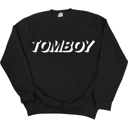 Tomboy Fashion Sweater ($39)