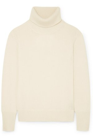 Burberry - Cashmere turtleneck sweater
