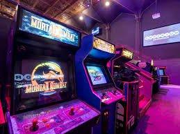 80s arcade aesthetic - Google Search