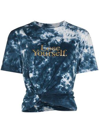 Paco Rabanne Lose Yourself tie-dye T-shirt - Farfetch