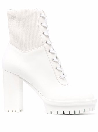 Gianvito Rossi Heeled lace-up Boots - Farfetch