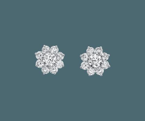Sunflower by Harry Winston, Diamond Twin Ring   Harry Winston