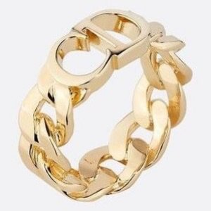 Dior CD Gold Ring