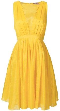 full skirt sundress