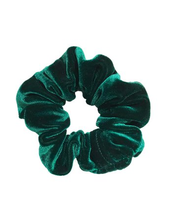 green scrunchie - Google Search