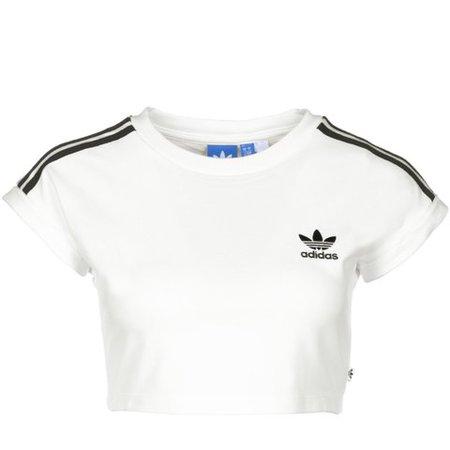 adidas white crop top - Cerca con Google