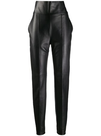 Alexandre Vauthier high waisted trousers - FARFETCH