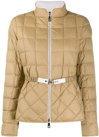 padded down jacket