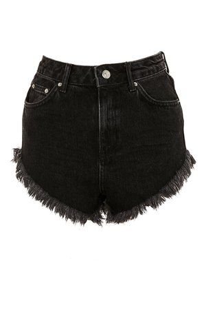 Kiri High Waist Super Fray Hem Shorts - Holiday Shop - Clothing - Topshop