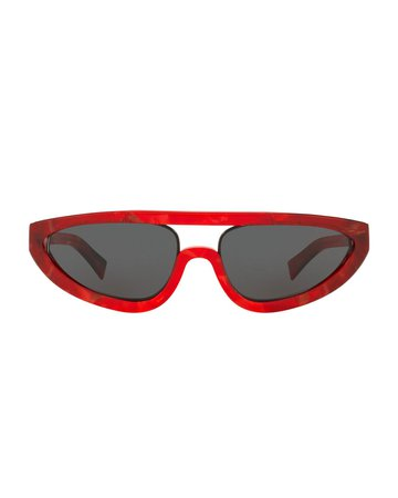 Alain Mikli Fiare Cat-Eye Acetate Sunglasses