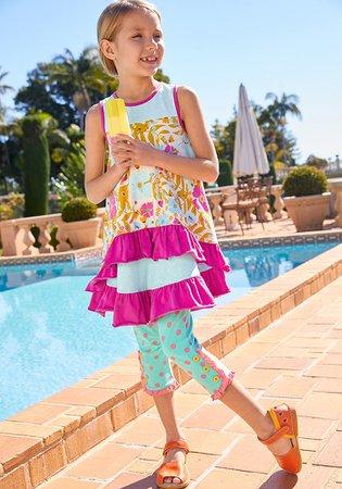 Lots Of Dots Legging - Matilda Jane Clothing