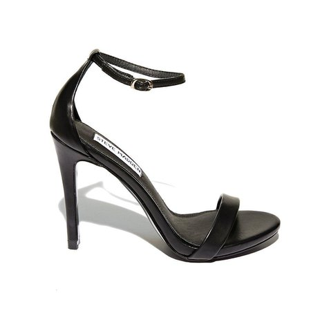 Stecy Sandal Noir - Femme