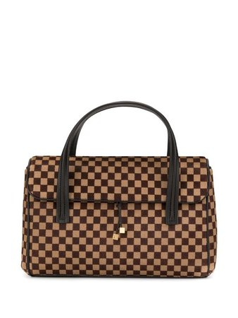 Louis Vuitton Pre-Owned Lion Hand Bag $736 - Buy VINTAGE Online - Fast Global Delivery, Price