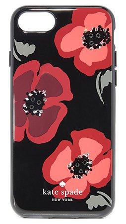 Kate Spade New York Jeweled Poppy iPhone 7 / 8 Case | SHOPBOP
