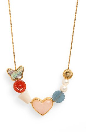 Madewell Collection Statement Necklace | Nordstrom