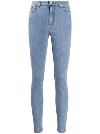 Dolce & Gabbana high-rise Skinny Jeans - Farfetch