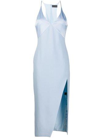 David Koma Satin Cami Dress - Farfetch