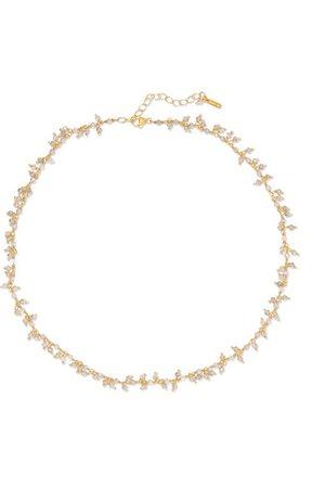Chan Luu | Mystic gold-plated labradorite necklace | NET-A-PORTER.COM