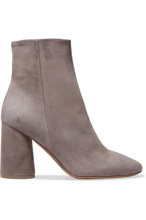 Vince Ridley suede ankle boots