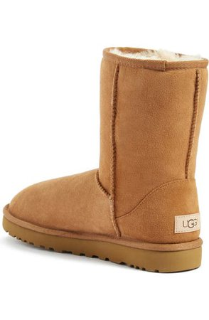 UGG® Classic II Genuine Shearling Lined Short Boot (Women) | Nordstrom