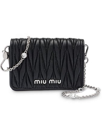 Miu Miu Matelassé mini shoulder bag $610 - Buy Online - Mobile Friendly, Fast Delivery, Price