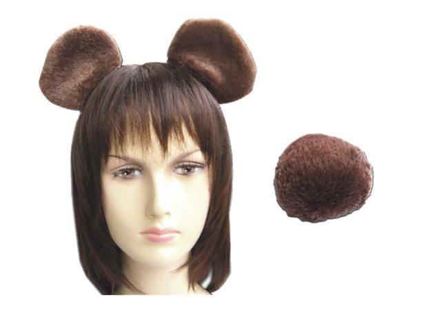 bear ears cosplay - Google Search