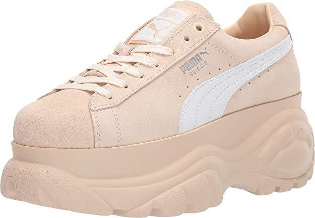 PUMA Suede Classic X Buffalo Dawn/Puma White 9   Fashion Sneakers