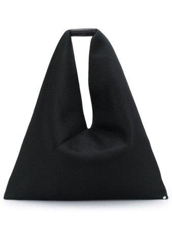 Black MM6 Maison Margiela Japanese tote bag - Farfetch